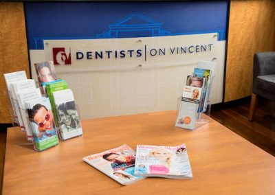 Dentists on Vincent Dentist Leederville Dental Flyers