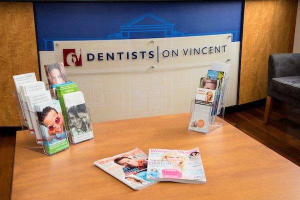 Dentists on Vincent Dentist Leederville Dental Flyers
