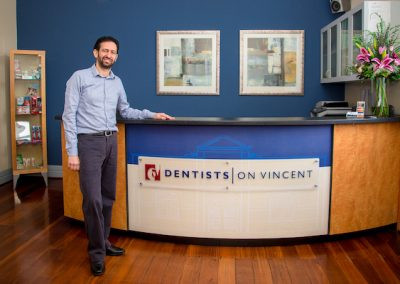 Dentists on Vincent Dentist Leederville Principal Dentist Ian