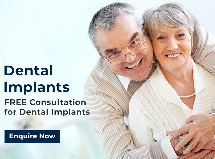 FREE Consultation for Dental Implants