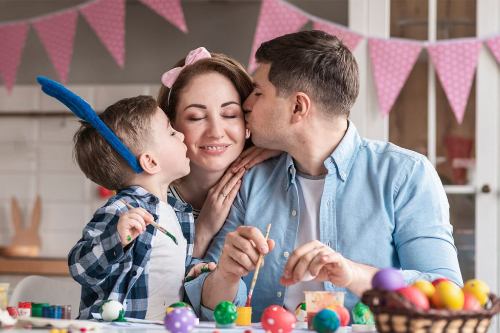 Top 8 Ideas for Easter at Home from Dentists on Vincent