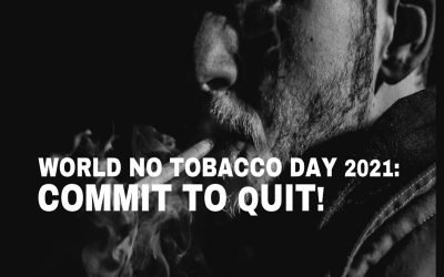 World No Tobacco Day 2021 in Leederville: Commit to Quit!