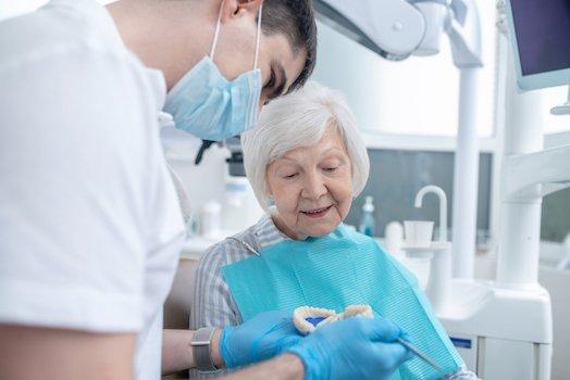 broken dentures what to do leederville