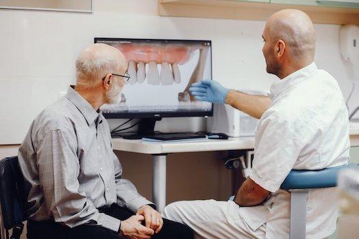 why choose dental implants over dentures leederville